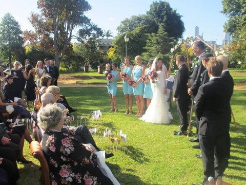 Melbourne Marriage Celebrant Rosemary Salvaris